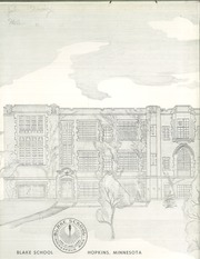 Page 2, 1957 Edition, Blake School - Call O Pan Yearbook (Hopkins, MN) online yearbook collection