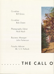 Page 6, 1957 Edition, Blake School - Call O Pan Yearbook (Hopkins, MN) online yearbook collection