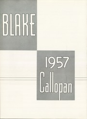 Page 8, 1957 Edition, Blake School - Call O Pan Yearbook (Hopkins, MN) online yearbook collection