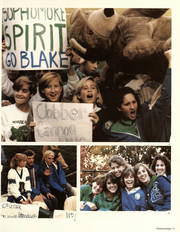 Page 15, 1985 Edition, Blake School - Call O Pan Yearbook (Hopkins, MN) online yearbook collection