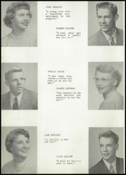 Page 12, 1955 Edition, Cook High School - Co Hi Yearbook (Cook, MN) online yearbook collection