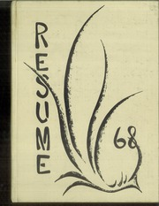 1968 Edition, Our Lady of Peace High School - Resume Yearbook (St Paul, MN)