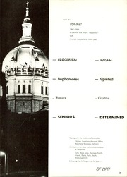 Page 7, 1968 Edition, Our Lady of Peace High School - Resume Yearbook (St Paul, MN) online yearbook collection