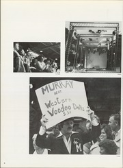 Page 10, 1976 Edition, Murray State University - Shield Yearbook (Murray, KY) online yearbook collection