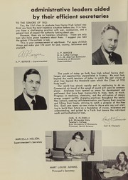 Page 10, 1952 Edition, Hector High School - Hectorian Yearbook (Hector, MN) online yearbook collection