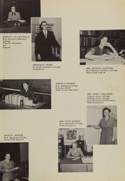 Page 11, 1952 Edition, Hector High School - Hectorian Yearbook (Hector, MN) online yearbook collection