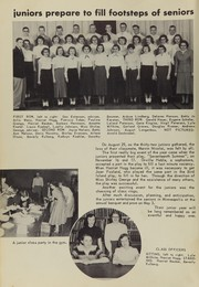 Page 14, 1952 Edition, Hector High School - Hectorian Yearbook (Hector, MN) online yearbook collection