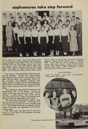 Page 15, 1952 Edition, Hector High School - Hectorian Yearbook (Hector, MN) online yearbook collection