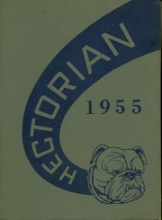Page 1, 1955 Edition, Hector High School - Hectorian Yearbook (Hector, MN) online yearbook collection