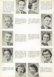Page 12, 1955 Edition, Hector High School - Hectorian Yearbook (Hector, MN) online yearbook collection