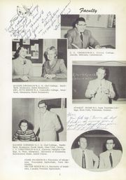 Page 9, 1955 Edition, Hector High School - Hectorian Yearbook (Hector, MN) online yearbook collection