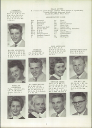 Page 13, 1958 Edition, Hector High School - Hectorian Yearbook (Hector, MN) online yearbook collection