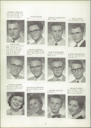 Page 16, 1958 Edition, Hector High School - Hectorian Yearbook (Hector, MN) online yearbook collection
