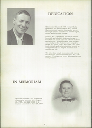 Page 6, 1958 Edition, Hector High School - Hectorian Yearbook (Hector, MN) online yearbook collection