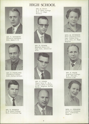 Page 8, 1958 Edition, Hector High School - Hectorian Yearbook (Hector, MN) online yearbook collection