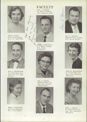 Page 9, 1958 Edition, Hector High School - Hectorian Yearbook (Hector, MN) online yearbook collection
