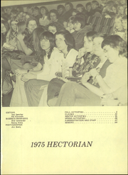 Page 5, 1975 Edition, Hector High School - Hectorian Yearbook (Hector, MN) online yearbook collection