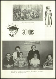 Page 14, 1958 Edition, Tyler High School - Tylerian Yearbook (Tyler, MN) online yearbook collection