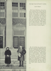 Page 21, 1935 Edition, Roosevelt High School - Rohian Yearbook (Virginia, MN) online yearbook collection