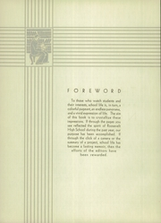 Page 8, 1935 Edition, Roosevelt High School - Rohian Yearbook (Virginia, MN) online yearbook collection