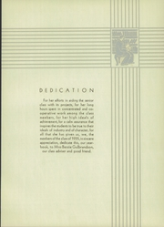 Page 9, 1935 Edition, Roosevelt High School - Rohian Yearbook (Virginia, MN) online yearbook collection