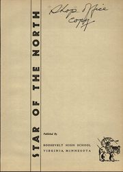 Page 7, 1936 Edition, Roosevelt High School - Rohian Yearbook (Virginia, MN) online yearbook collection
