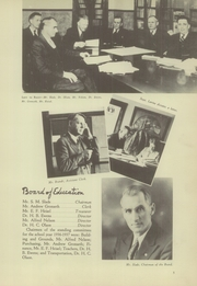 Page 7, 1937 Edition, Roosevelt High School - Rohian Yearbook (Virginia, MN) online yearbook collection