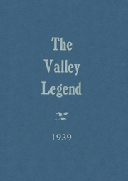 1939 Edition, Rushford High School - Valley Legend Yearbook (Rushford, MN)