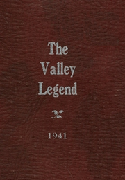 1941 Edition, Rushford High School - Valley Legend Yearbook (Rushford, MN)