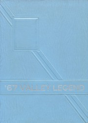 1967 Edition, Rushford High School - Valley Legend Yearbook (Rushford, MN)