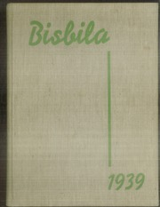 University High School - Bisbila Yearbook (Minneapolis, MN) online yearbook collection, 1939 Edition, Page 1