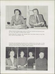 Page 11, 1951 Edition, University High School - Bisbila Yearbook (Minneapolis, MN) online yearbook collection