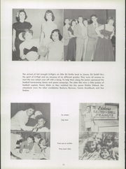 Page 16, 1951 Edition, University High School - Bisbila Yearbook (Minneapolis, MN) online yearbook collection