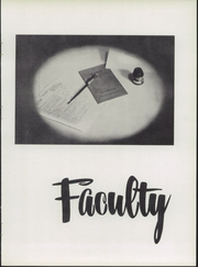 Page 9, 1951 Edition, University High School - Bisbila Yearbook (Minneapolis, MN) online yearbook collection