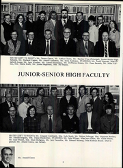Page 12, 1974 Edition, Arlington Green Isle High School - Indian Yearbook (Arlington, MN) online yearbook collection