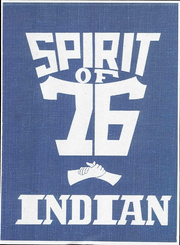 Page 1, 1976 Edition, Arlington Green Isle High School - Indian Yearbook (Arlington, MN) online yearbook collection
