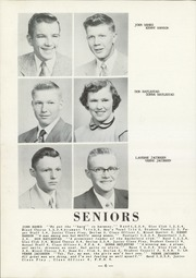 Page 10, 1953 Edition, Leroy Ostrander High School - Leroyan Yearbook (Le Roy, MN) online yearbook collection