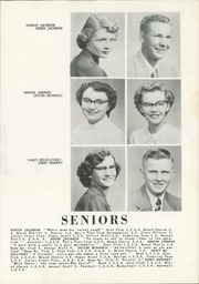 Page 11, 1953 Edition, Leroy Ostrander High School - Leroyan Yearbook (Le Roy, MN) online yearbook collection