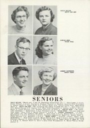 Page 12, 1953 Edition, Leroy Ostrander High School - Leroyan Yearbook (Le Roy, MN) online yearbook collection