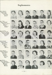 Page 17, 1953 Edition, Leroy Ostrander High School - Leroyan Yearbook (Le Roy, MN) online yearbook collection