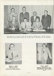 Page 6, 1953 Edition, Leroy Ostrander High School - Leroyan Yearbook (Le Roy, MN) online yearbook collection