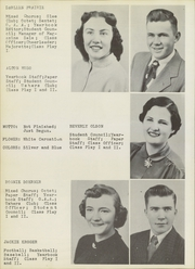 Page 12, 1953 Edition, Cottonwood High School - Raider Yearbook (Cottonwood, MN) online yearbook collection