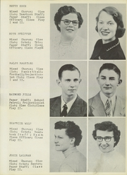 Page 13, 1953 Edition, Cottonwood High School - Raider Yearbook (Cottonwood, MN) online yearbook collection