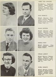 Page 14, 1953 Edition, Cottonwood High School - Raider Yearbook (Cottonwood, MN) online yearbook collection