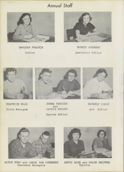 Page 6, 1953 Edition, Cottonwood High School - Raider Yearbook (Cottonwood, MN) online yearbook collection