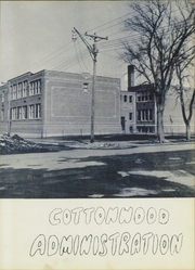 Page 7, 1953 Edition, Cottonwood High School - Raider Yearbook (Cottonwood, MN) online yearbook collection