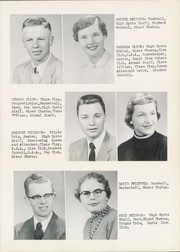 Page 15, 1955 Edition, Cottonwood High School - Raider Yearbook (Cottonwood, MN) online yearbook collection