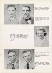 Page 16, 1955 Edition, Cottonwood High School - Raider Yearbook (Cottonwood, MN) online yearbook collection