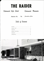 Page 5, 1973 Edition, Cottonwood High School - Raider Yearbook (Cottonwood, MN) online yearbook collection