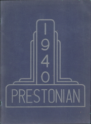 Page 1, 1940 Edition, Preston High School - Blue Jay Yearbook (Preston, MN) online yearbook collection